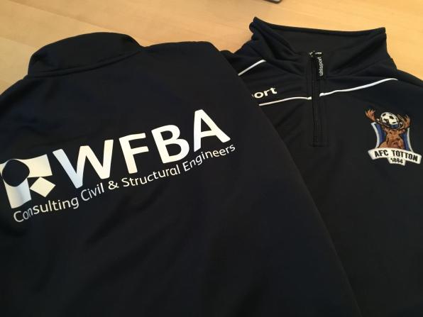 WFBA AFC Totton Steve Hollick