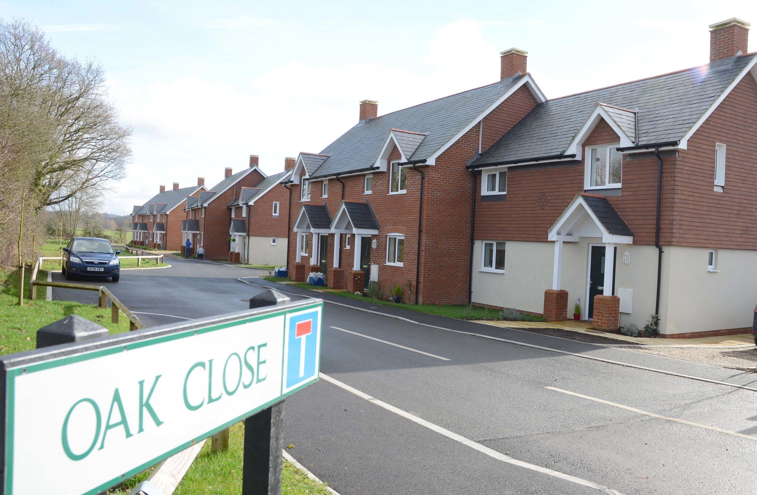 Oak Close, Braishfield