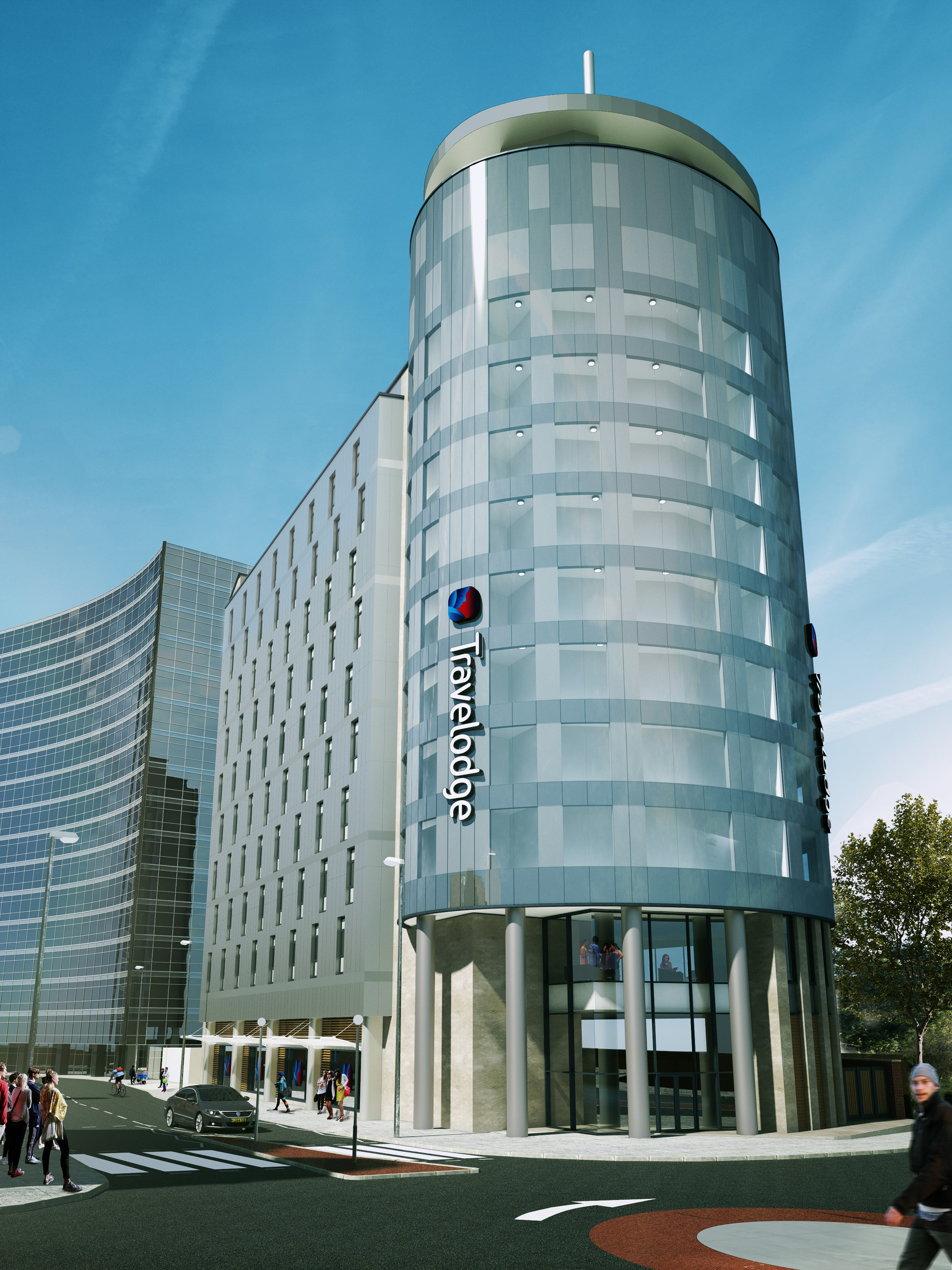 New Travelodge Hotel for Portsmouth WFBA Director Nick Groves
