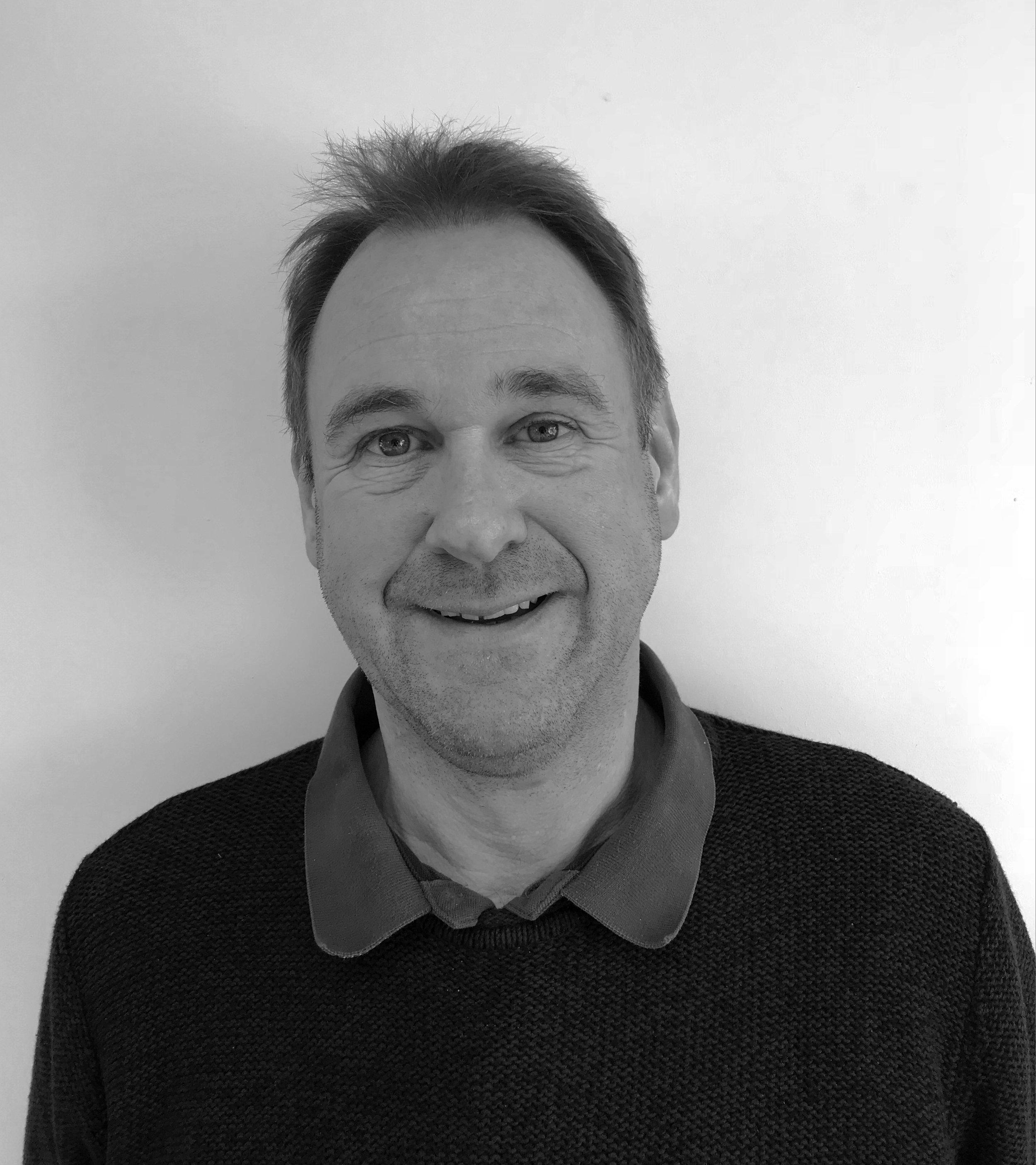 Jon Burgess -  Senior Engineer