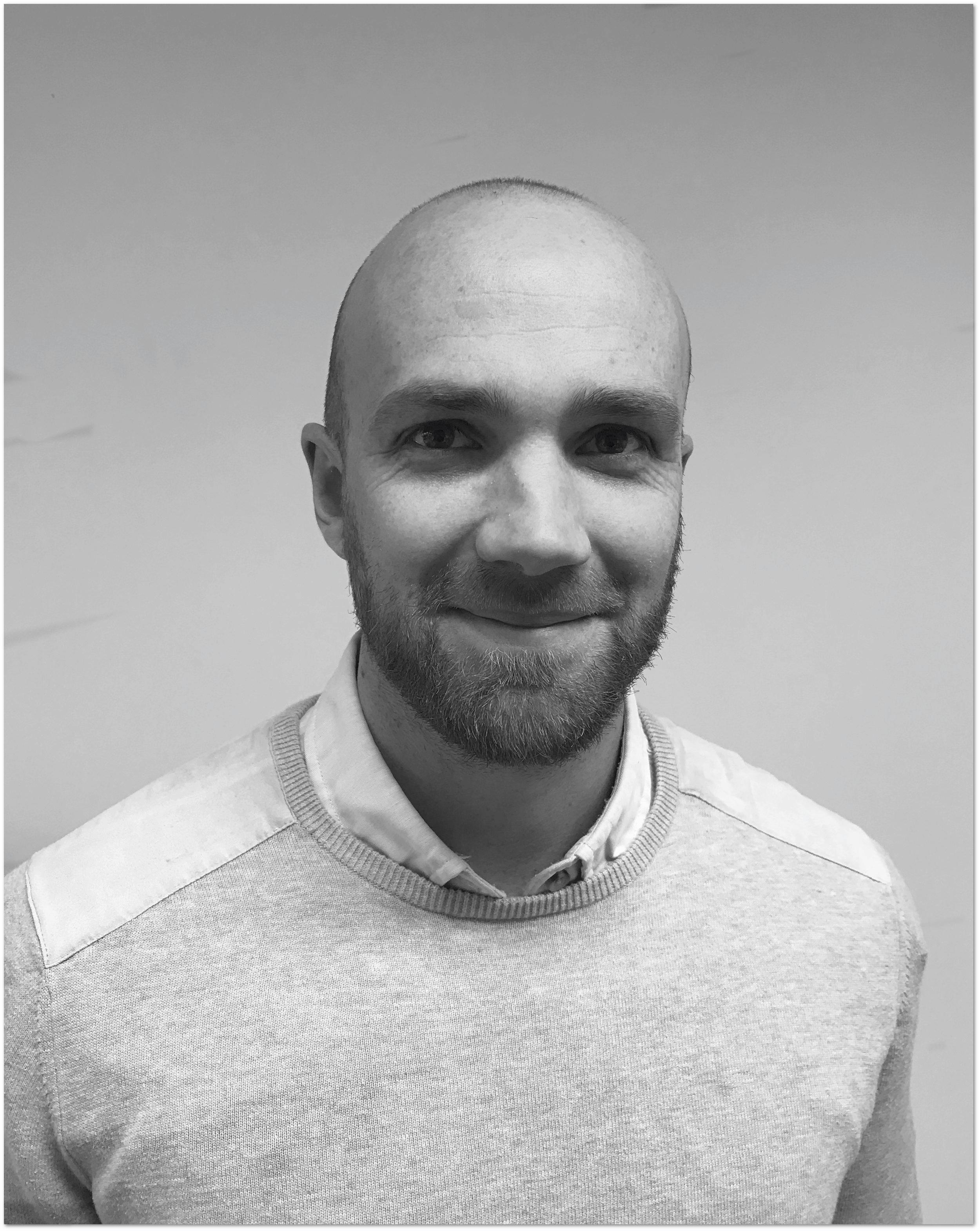 Bruce Harper -  Structural Engineering Technician