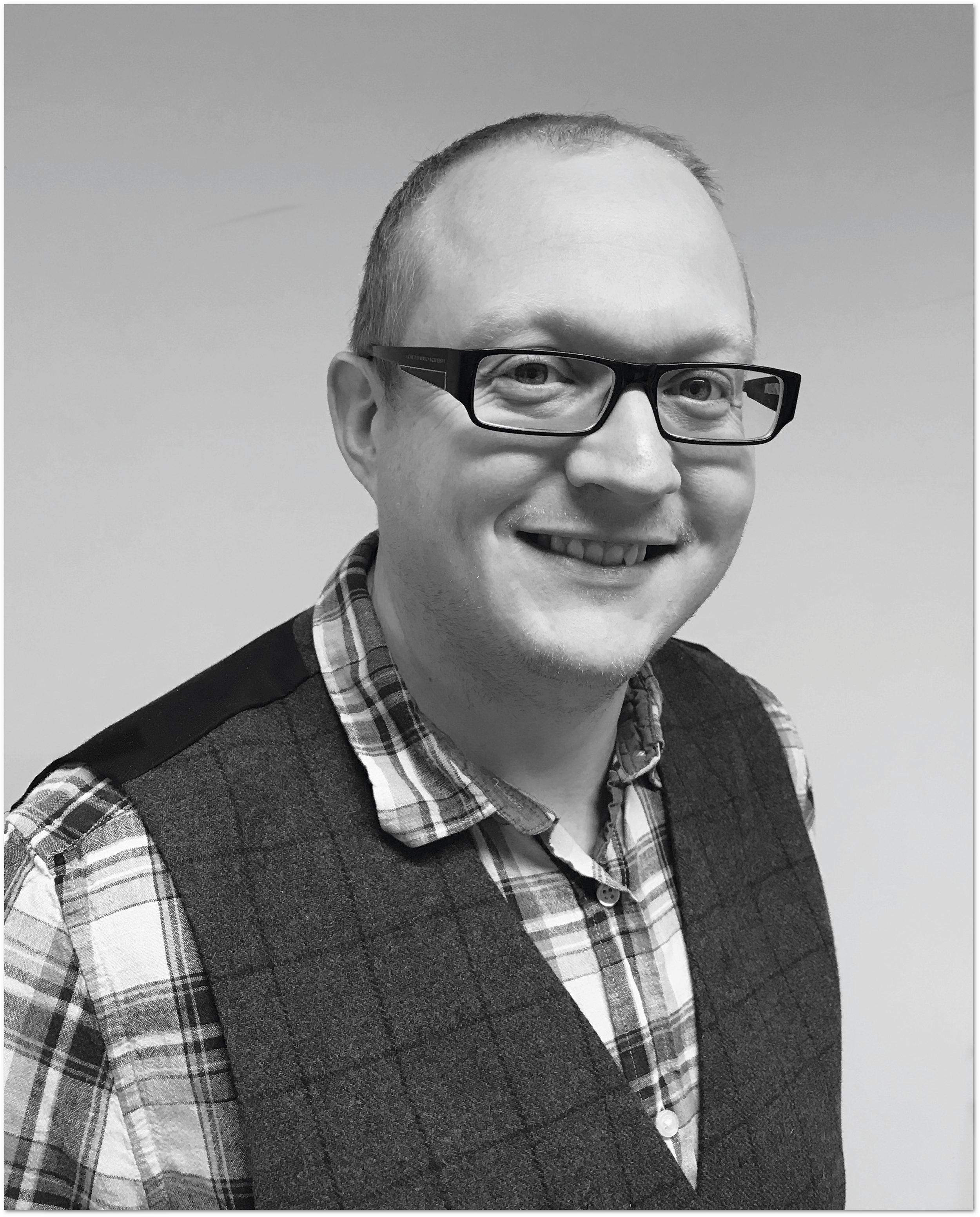 Graham Machin -  Senior Engineer