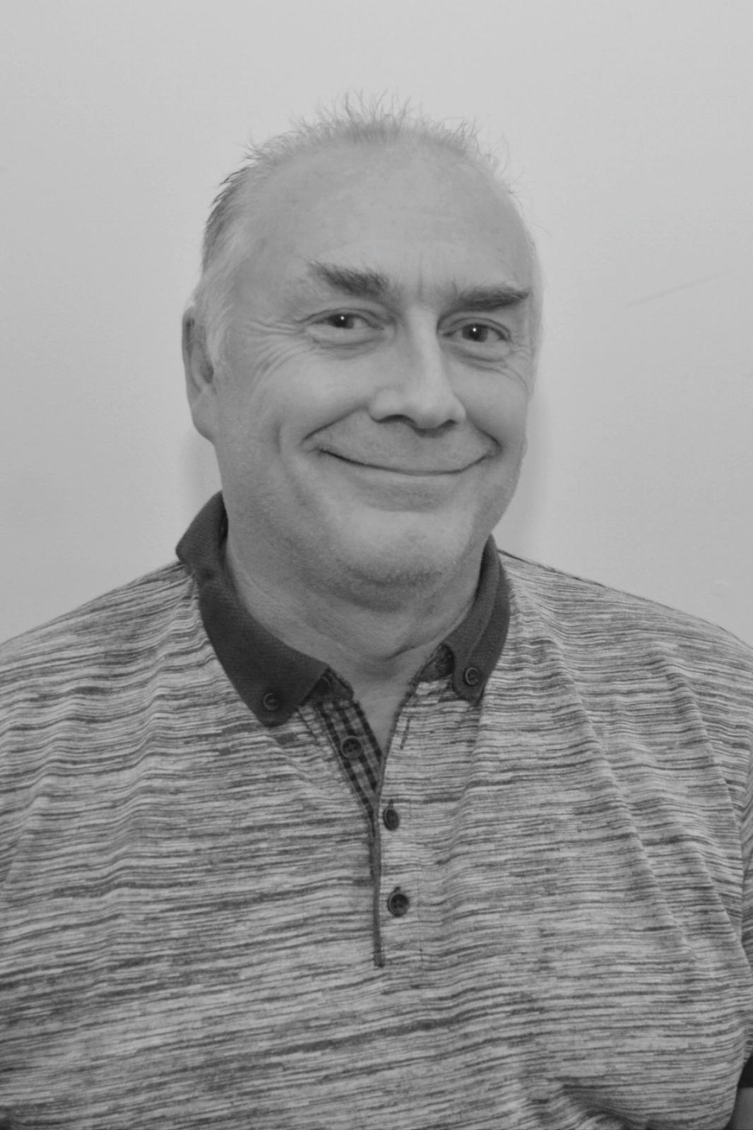 Steve Fagan -  Senior Technician