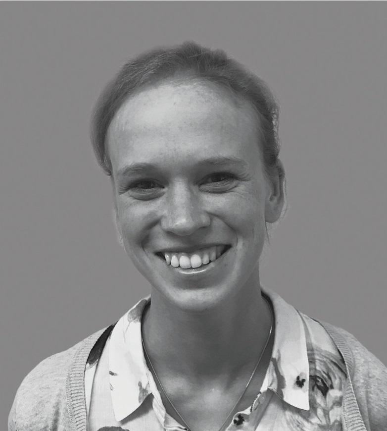 Kirsten Glen -  Placement Student