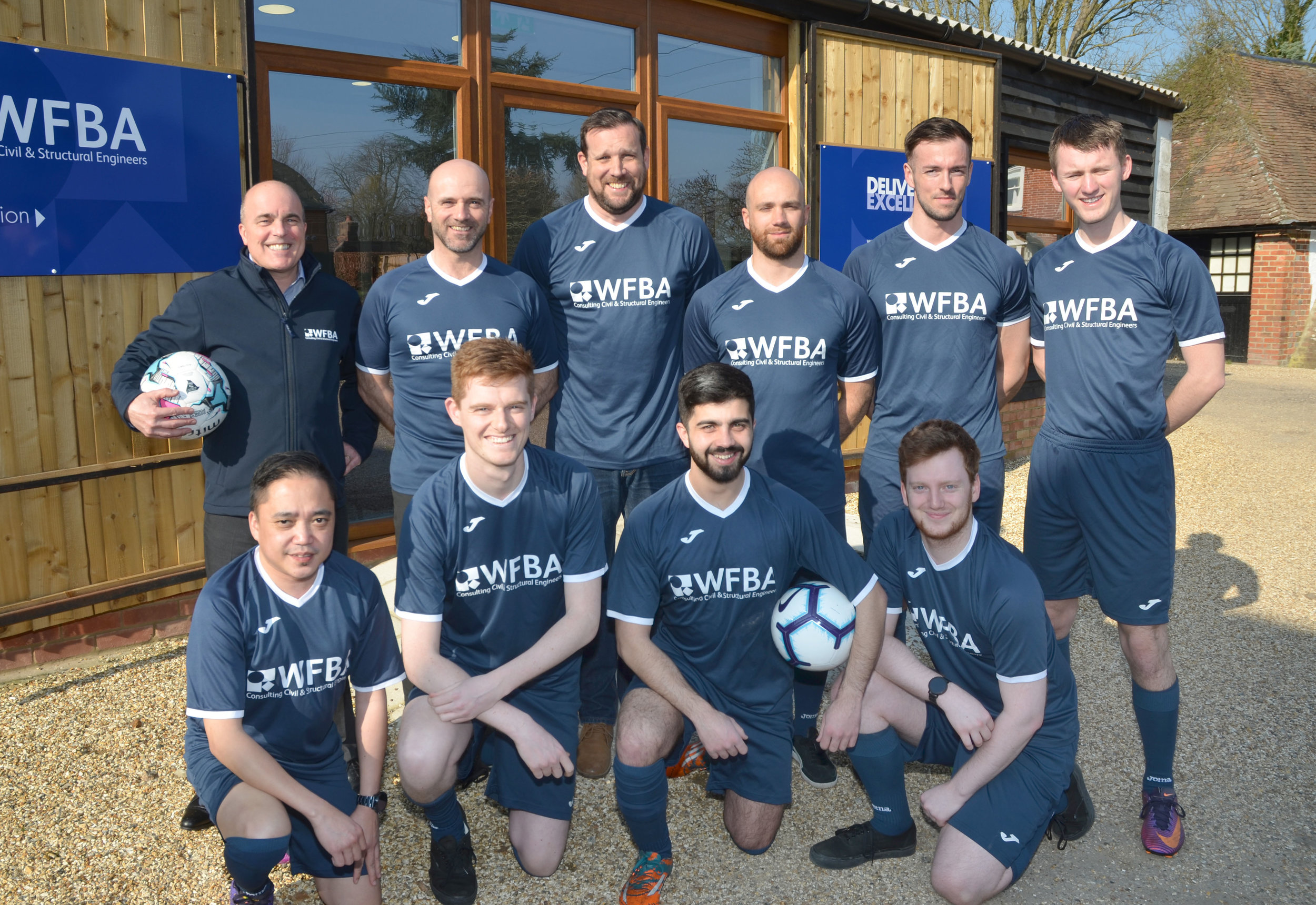 WFBA  Football team
