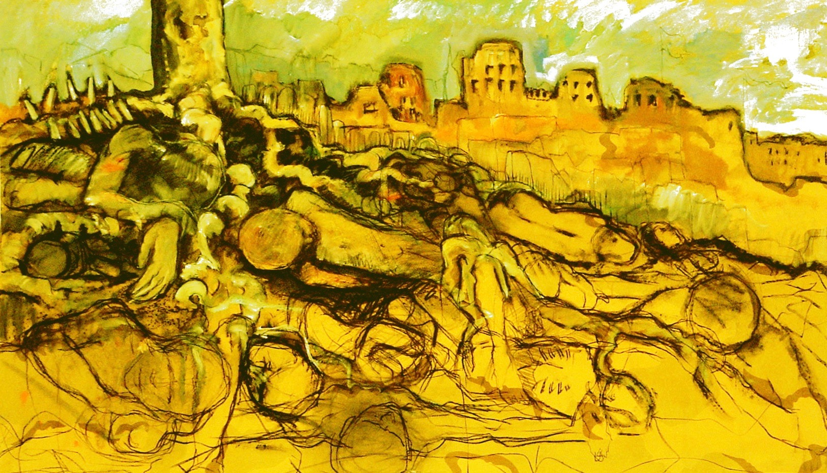 Hallowed Ground Yellow