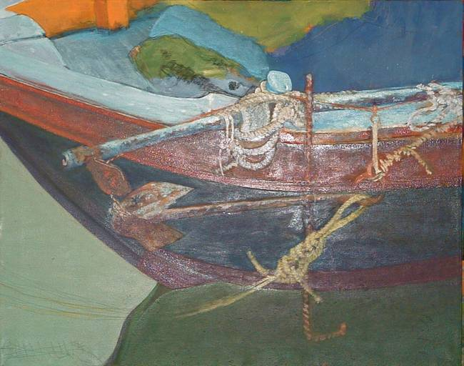 Prow and Anchor
