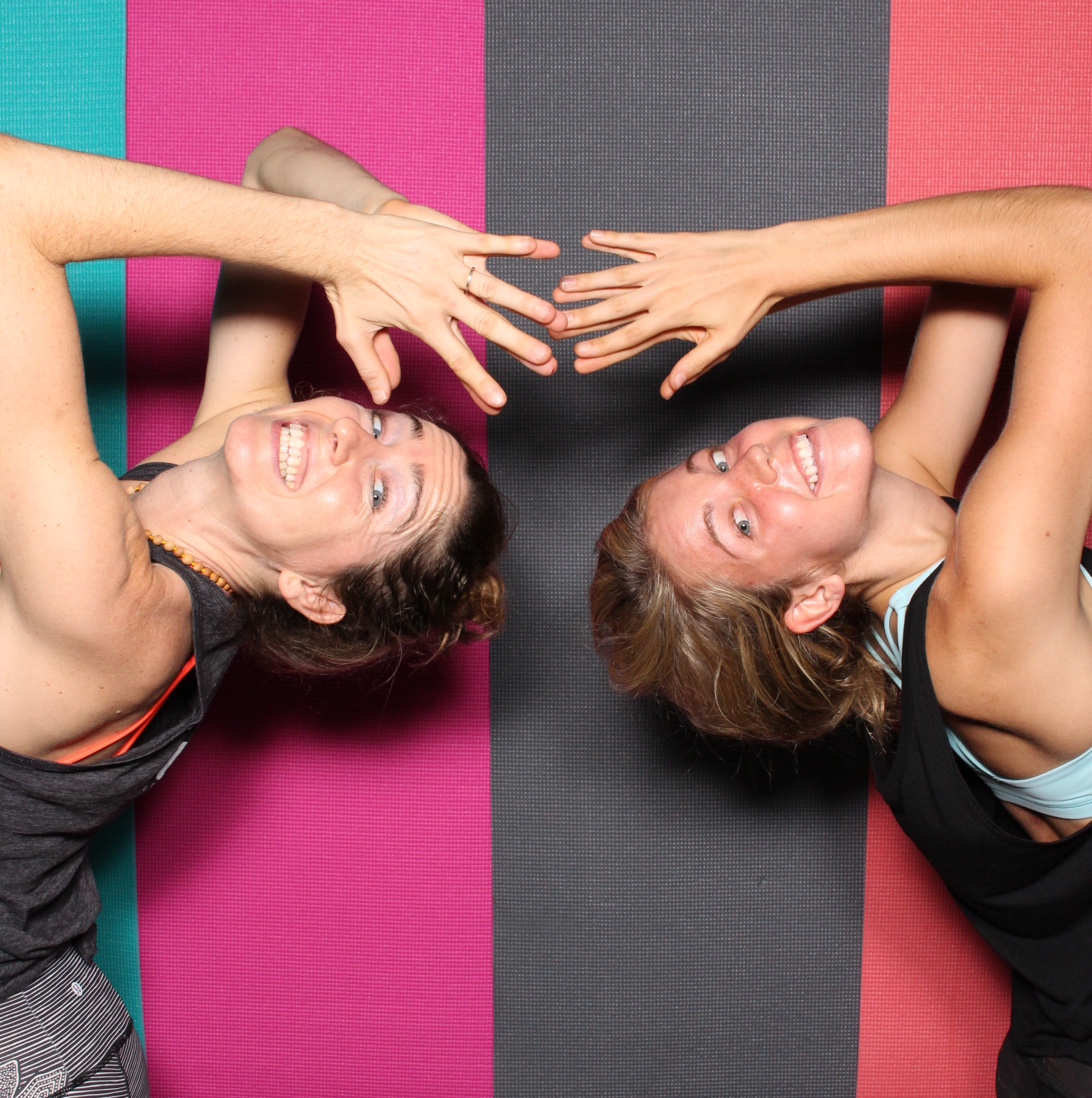Summer Yoga Off the Wall Photo Booths