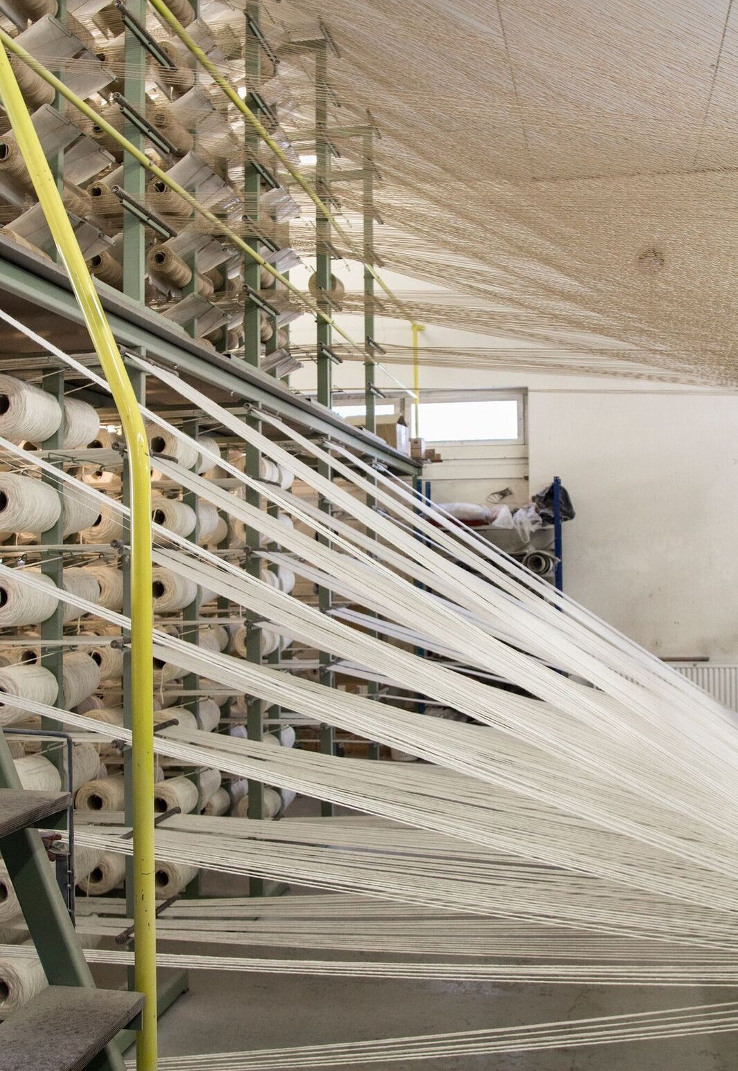 Weaving Mill, Scandanavia