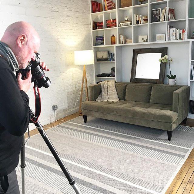 On set with 2019 Collections! . . . . . . #scandinavianrug #scandinaviandesign #scandinavianstyle #rug #scandinavian #scandinavianhome #sustainabledesign #sustainableliving #rugs #customrugs #ruglove #carpet #modernrugs #ihavethisthingwithrugs #homedecor #ecofriendly #luxurydesign #luxurydecor #myhome #springcollection #design #designer #broadloom #walltowall #nantucketstyle #hamptonsstyle