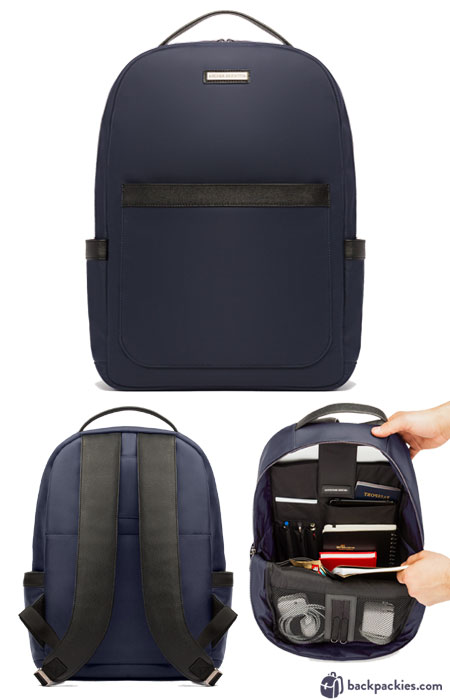Archer Brighton Jake Utility laptop backpack for men - We list the best men's backpacks for work. Come see which other business backpacks made the list!