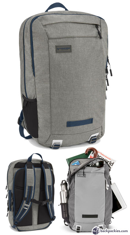Timbuk2 Command travel backpack - Tom Bihn Synapse 25 alternative - Learn more at backpackies.com
