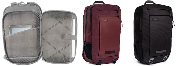 The Timbuk2 Command travel backpack is available in a variety of colors.