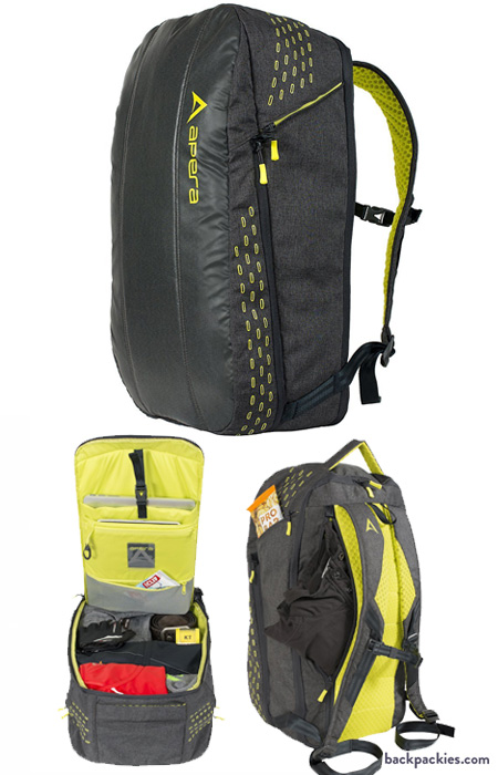 Apera crossfit backpack - best backpack for crossfit - Learn more at backpackies.com