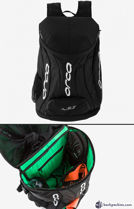 Orca Transition bag - best crossfit backpack - Learn more at backpackies.com