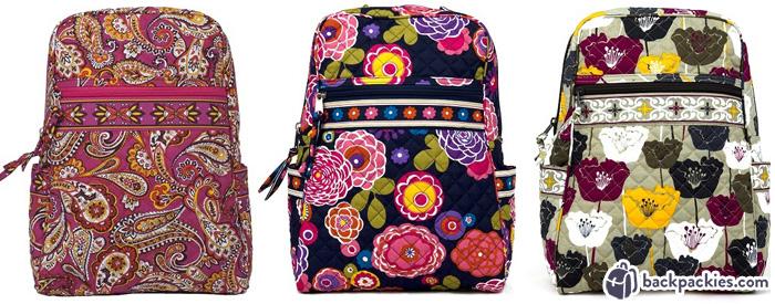 Stephanie Dawn backpacks - brands like Vera Bradley