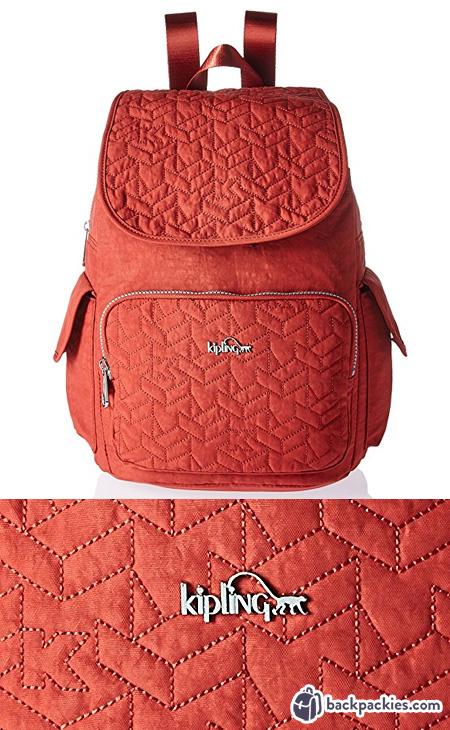 Kipling Ravier - Quilted backpacks like Vera Bradley