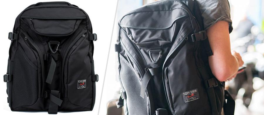 Tom Bihn Brain Backpack - Multiple laptop backpack