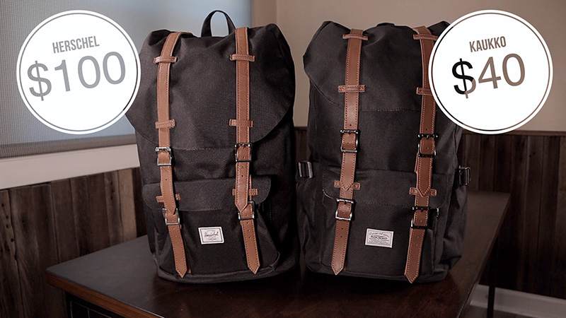 Backpack cheaper than the Herschel Little America