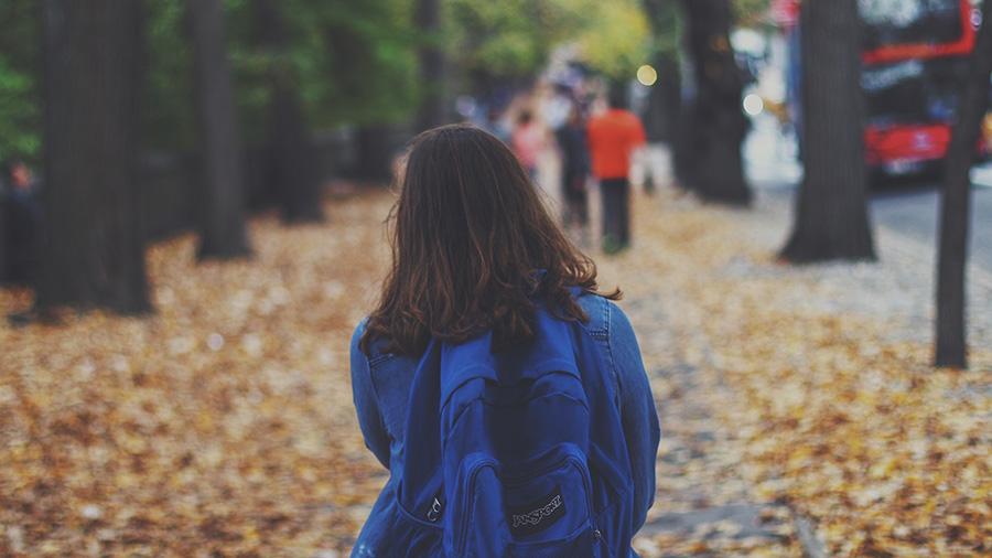 SCHOOL BACKPACKS -