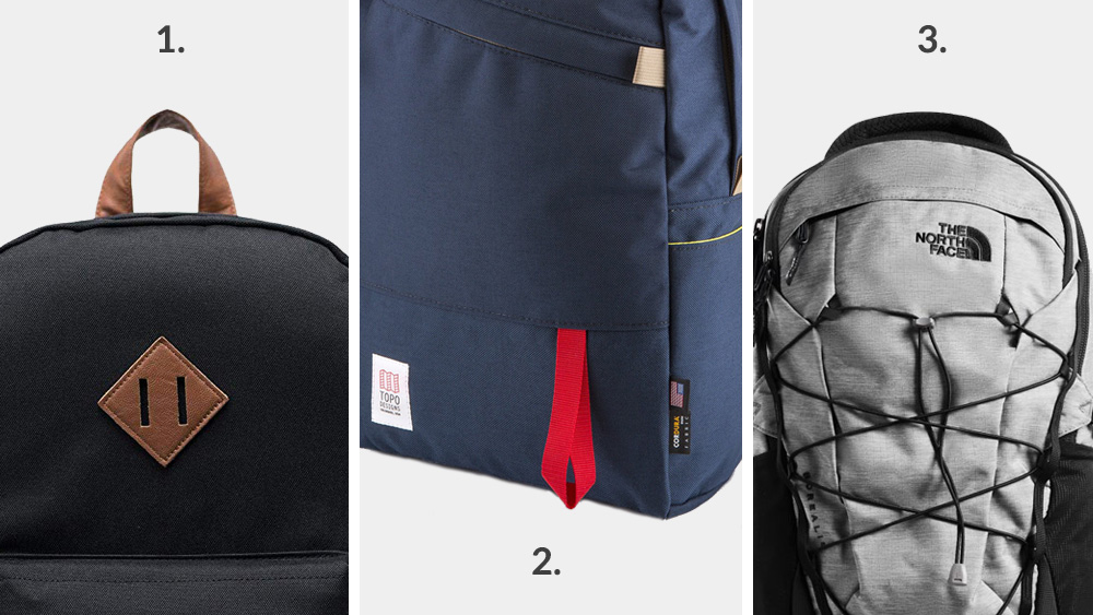 What are the loops on my backpack for? Lash tab, gear loops, tie out loops and elastic cord bungee