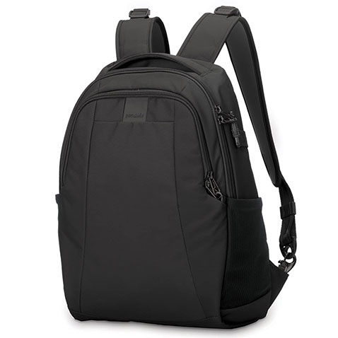 PACSAFE METROSAFE ANTI-THEFT BACKPACK - Anti-theft travel daypack