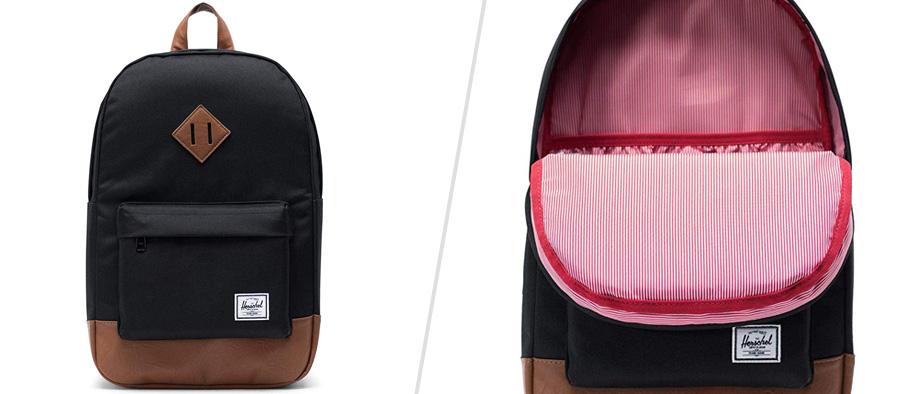 Herschel Heritage Mid Volume 17 x 10 x 9 backpack