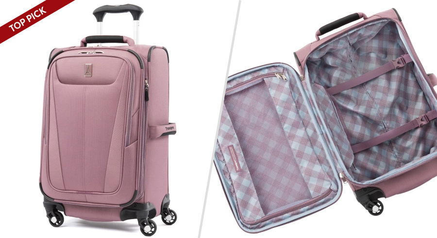 Travelpro Maxlite 5 - lightweight teenage suitcases