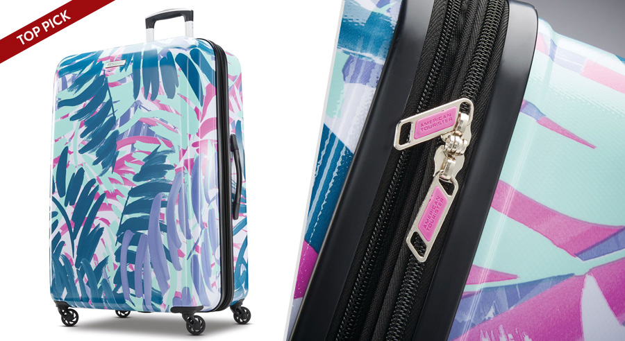 American Tourister - cute luggage for teens