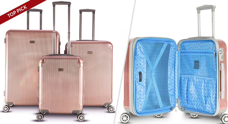 Gabbiano Genova suitcases for teens