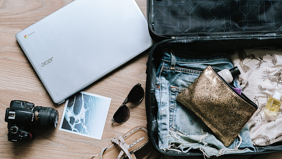 Choosing the best suitcase for teens