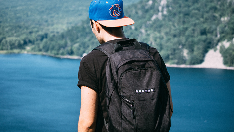 Burton backpack brand
