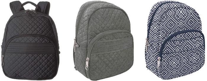 Travelon Boho - quilted bags like Vera Bradley