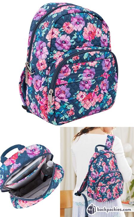 Travelon Ant-Theft Boho Backpack - Bags like Vera Bradley