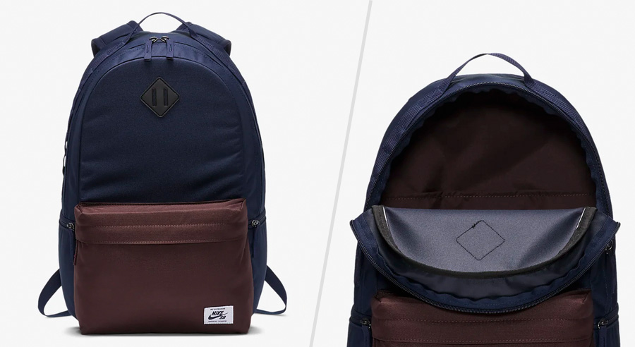Nike SB Icon Backpack - best Nike backpack for school