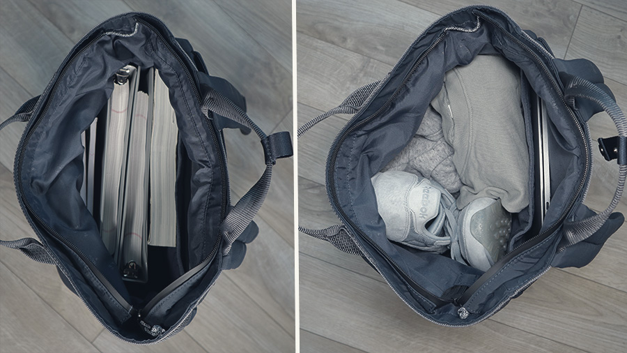 Topologie Haul backpack review - What fits?
