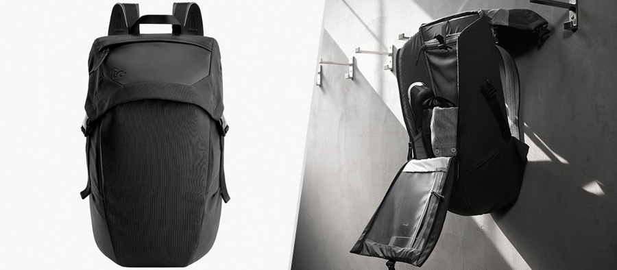 Ryu Quick Pack gym and work bag