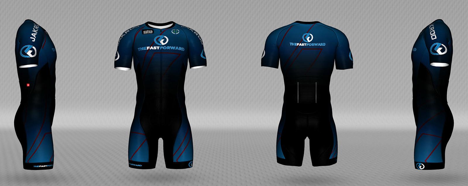The Echelon Short Sleeve Race Suit