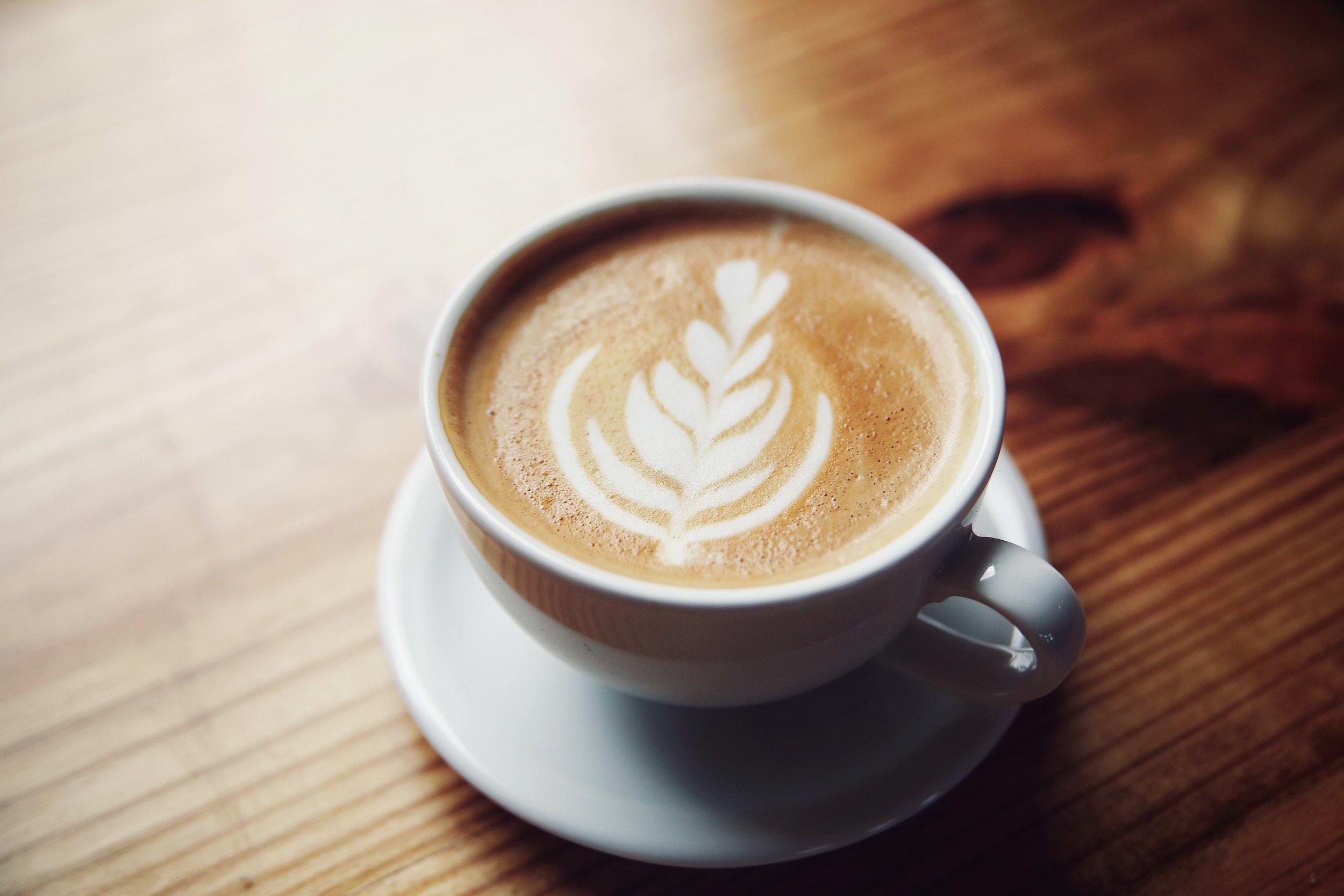 (Coffee Shop) - (Description of Coffee Shop)