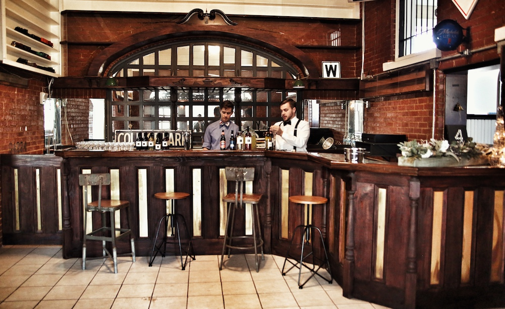 (The Pub) - (Description of the Pub)