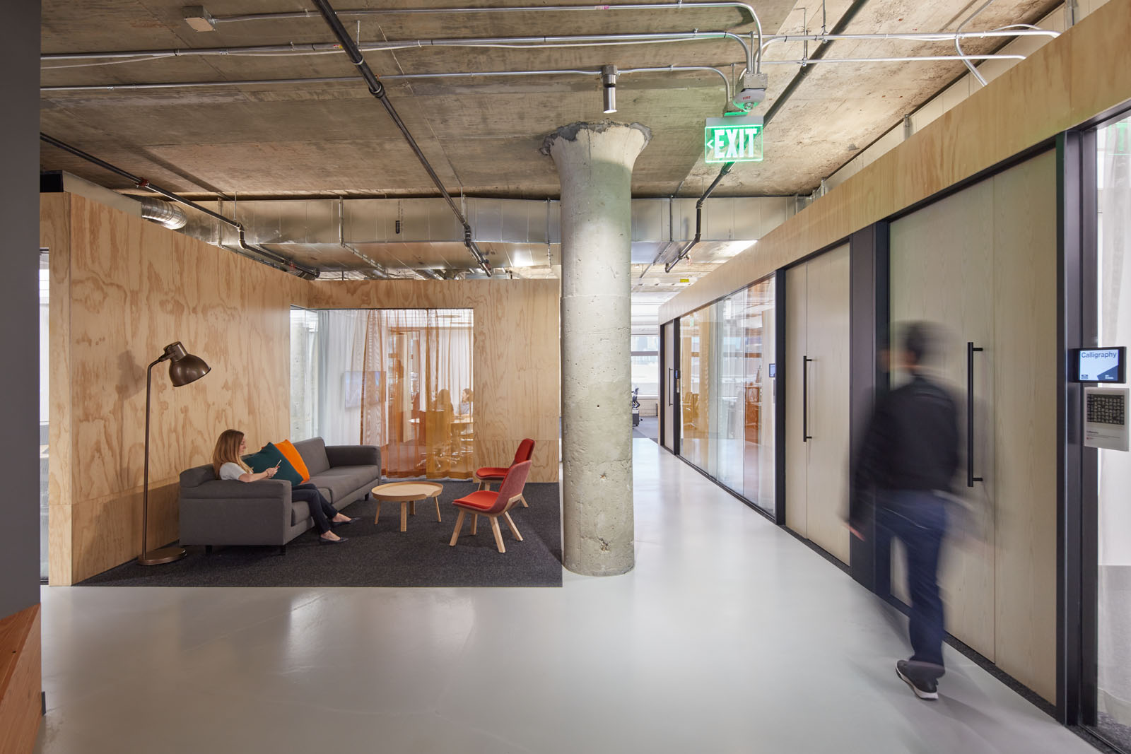 Pinterest Headquarters Conference Room
