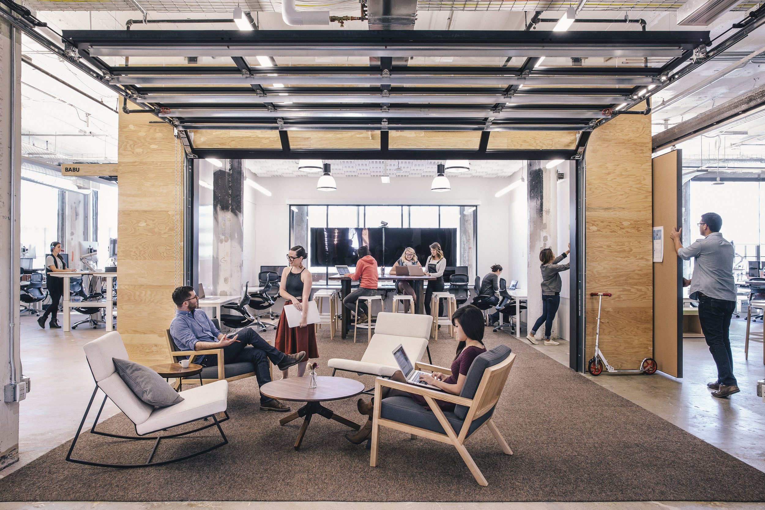 Airbnb Headquarters Conference Room