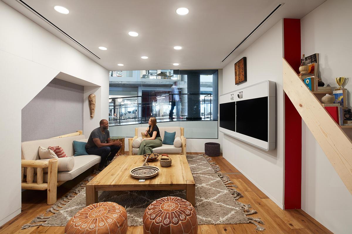 Airbnb Headquarters 2 Meeting Room