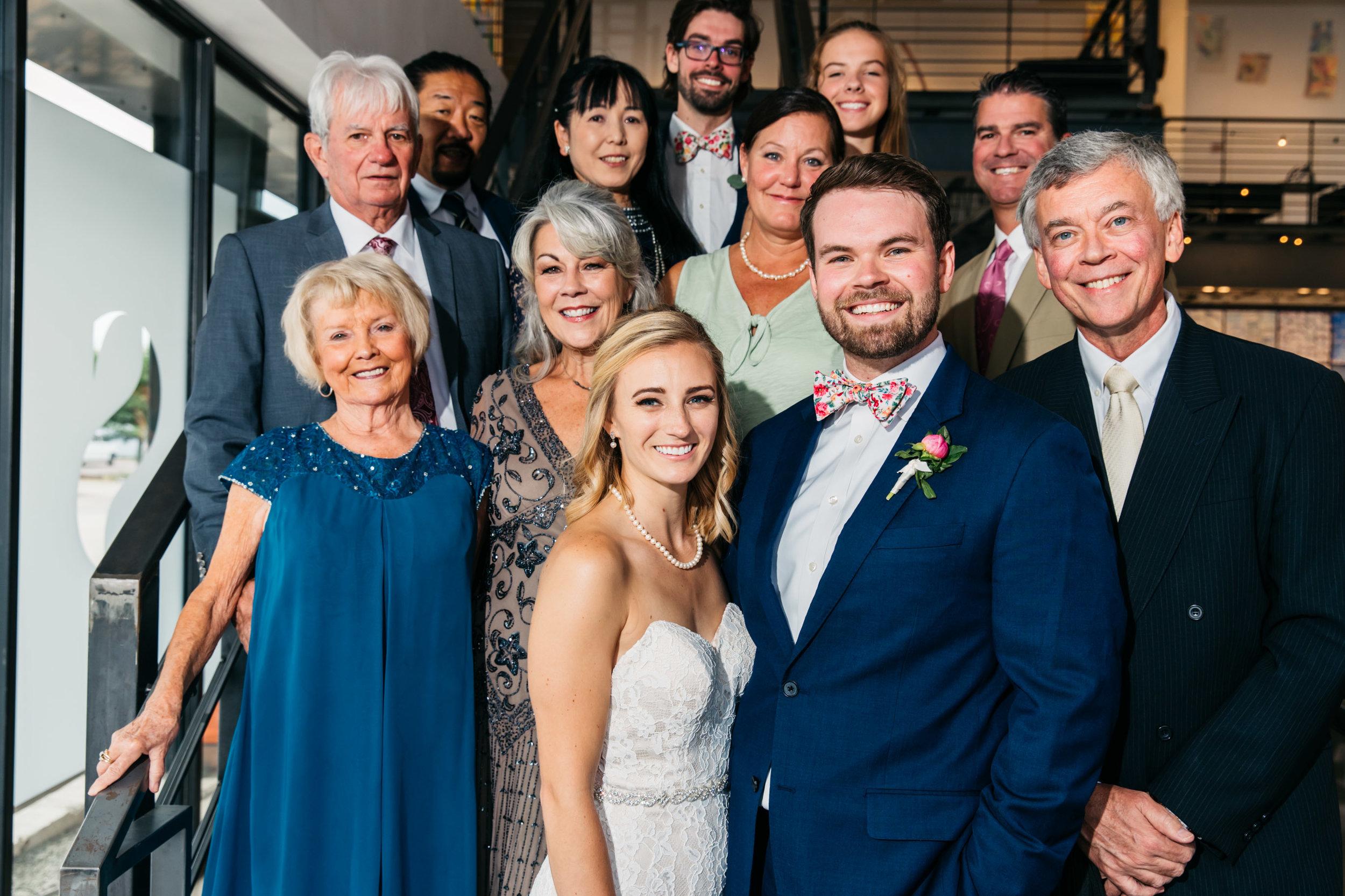 Family Photos Space Gallery denver