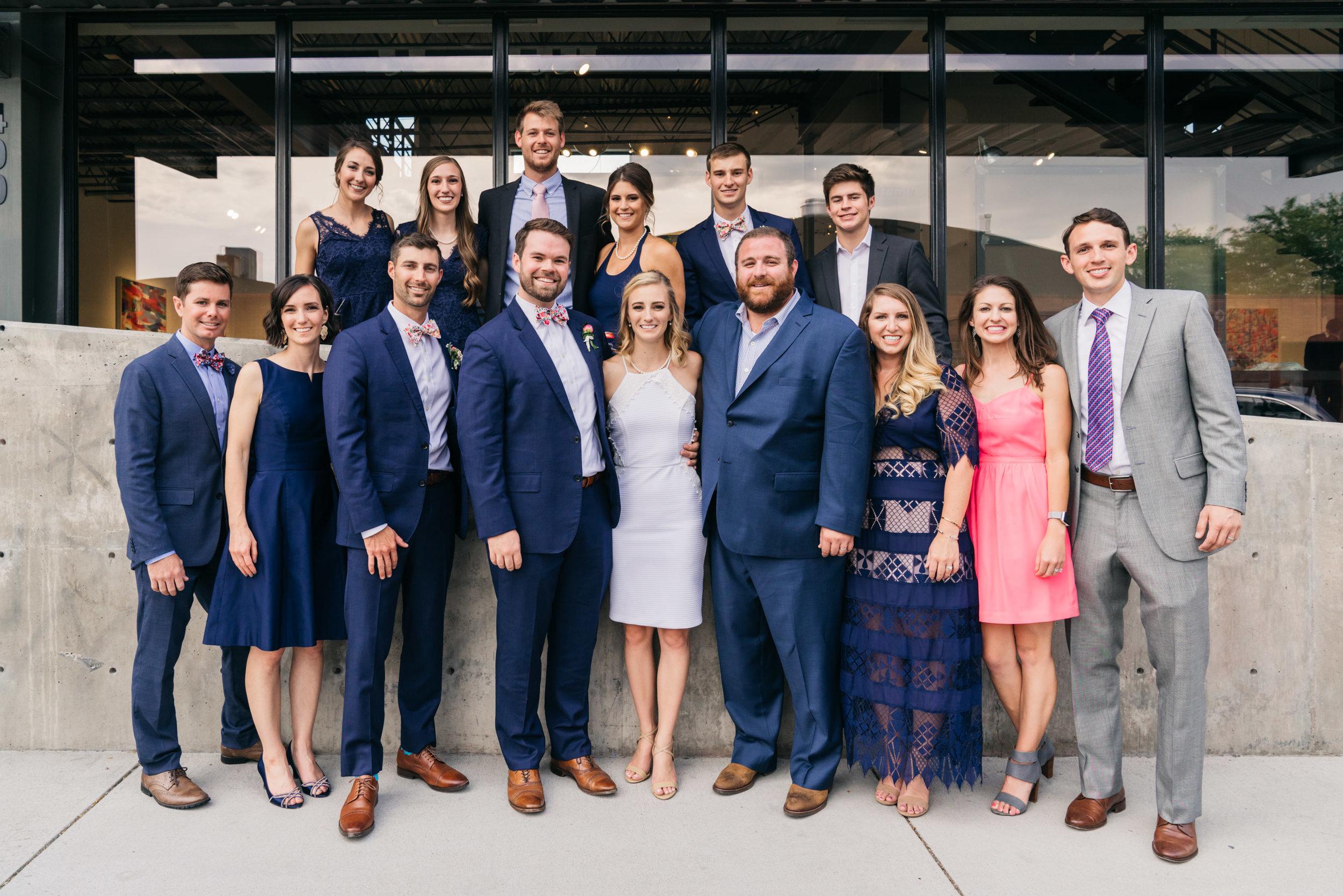 group photos denver santa fe