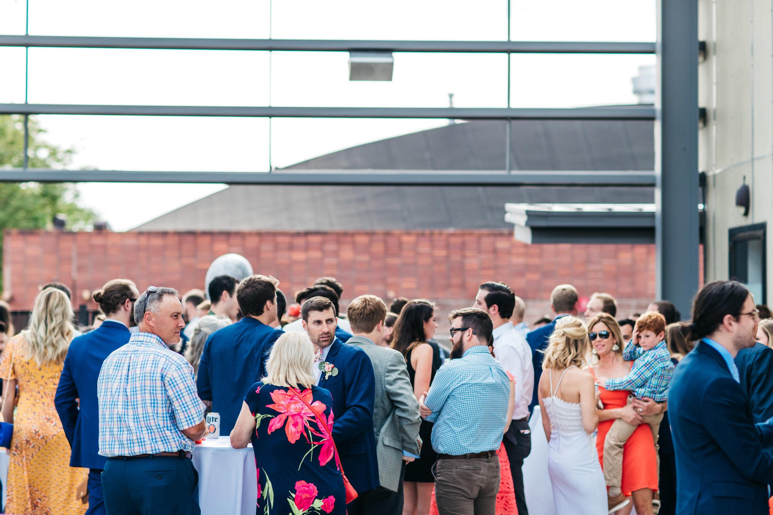 outdoor wedding space gallery in denver