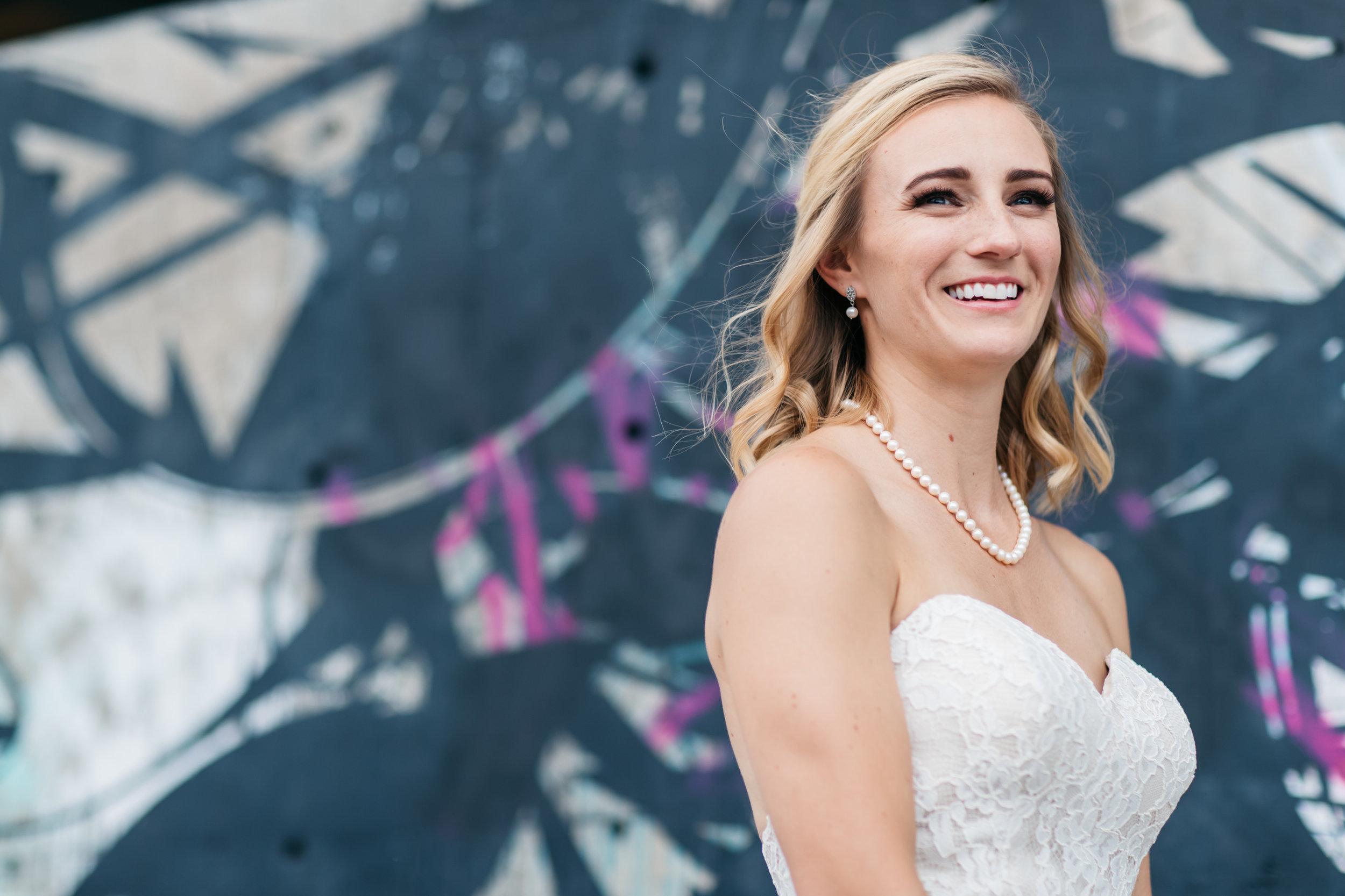 Bridal Portrait Space Gallery in Denver