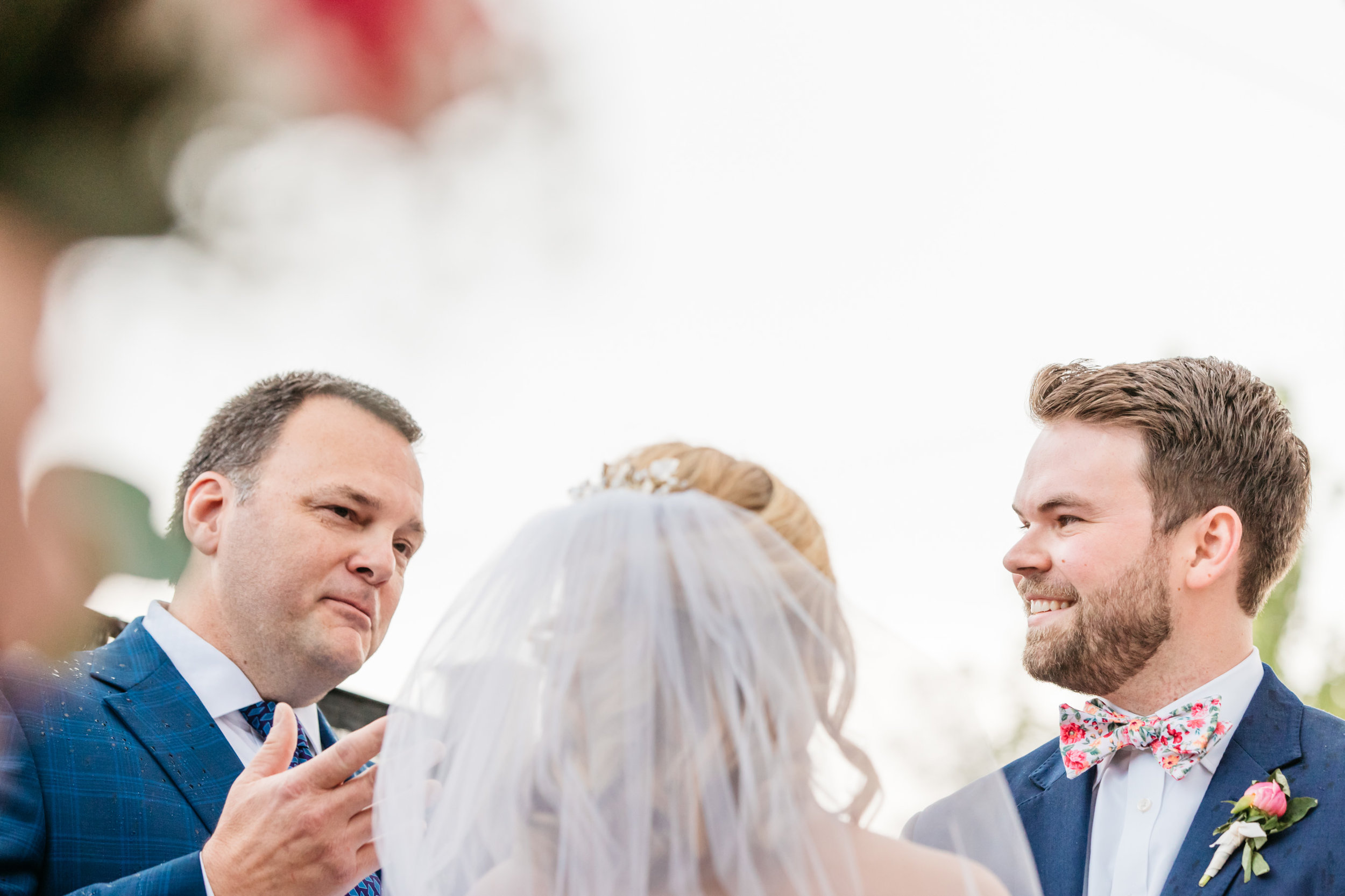 Ceremony Officiant Nuptials