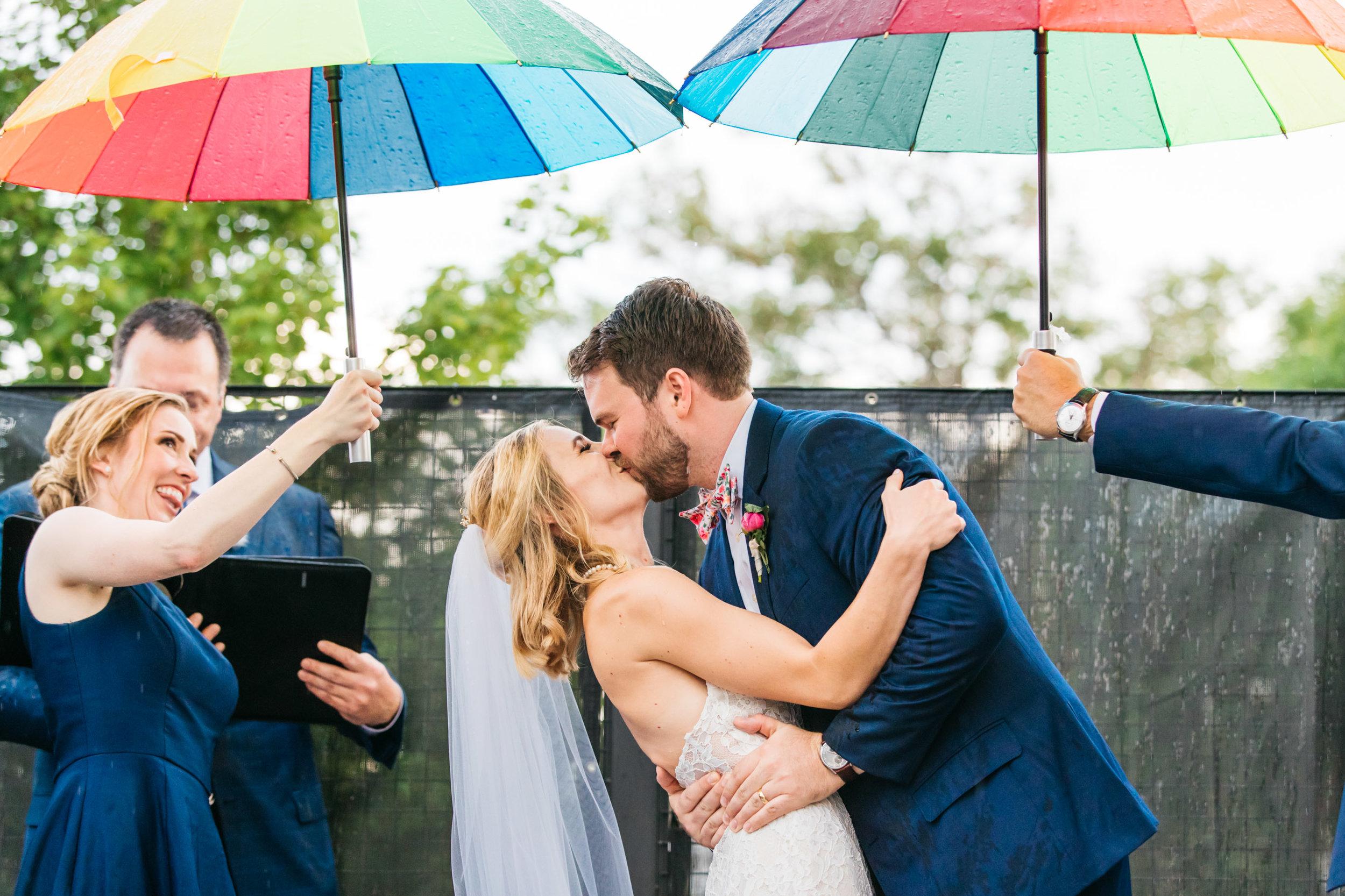prisma events umbrellas rain
