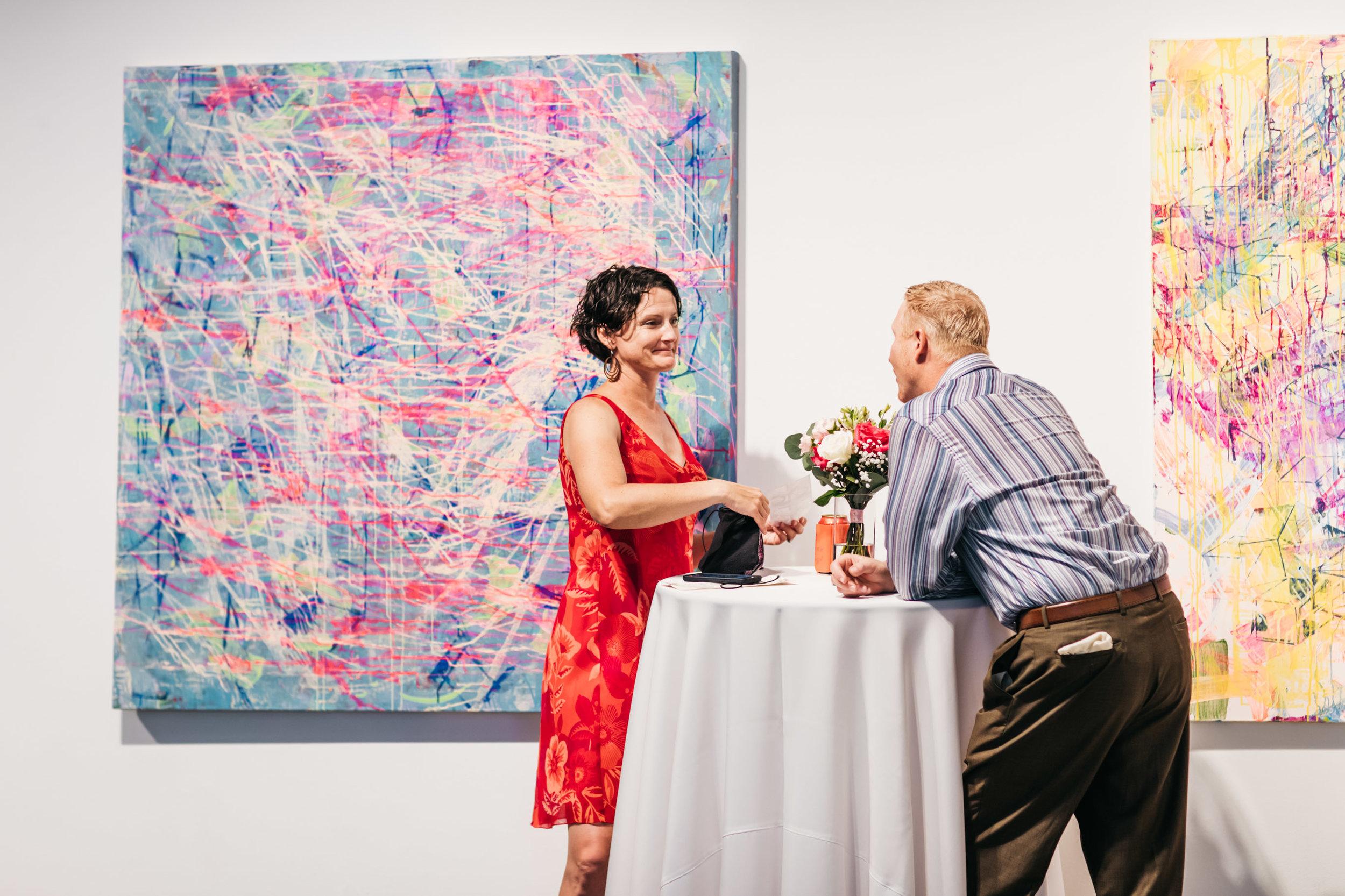 wedding space gallery denver guests